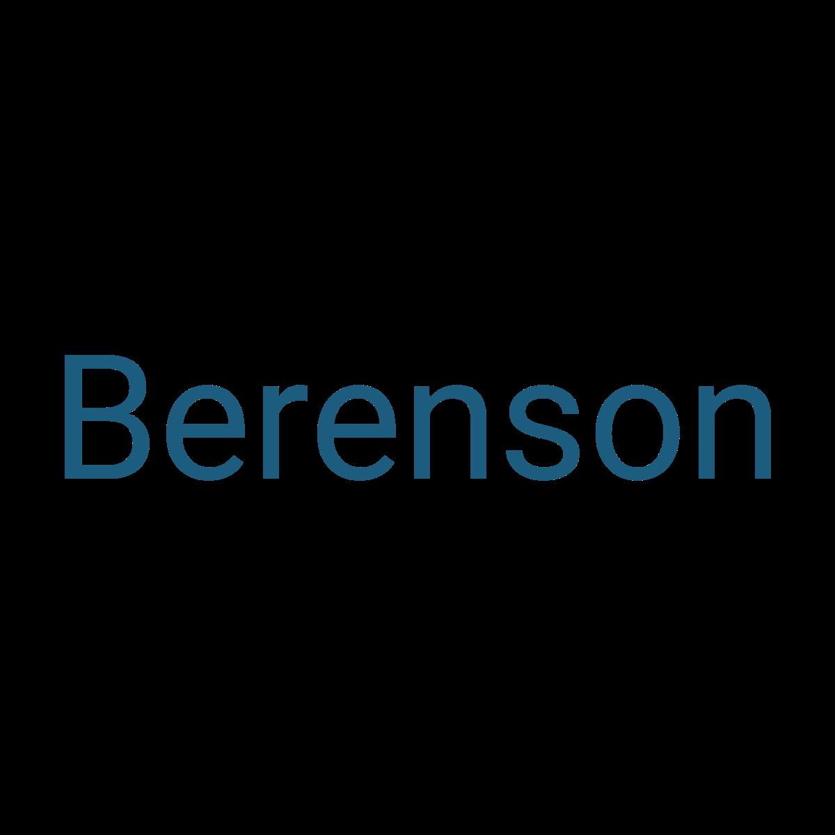 BERENSON logo